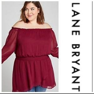 New with tags 22/24 Lane Bryant top